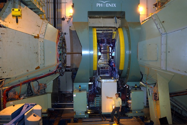 The PHENIX Detector at Brookhaven National Laboratory