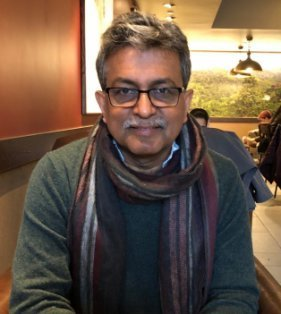 News: Krishna Kumar to serve as Chair of APS DNP in 2020 21