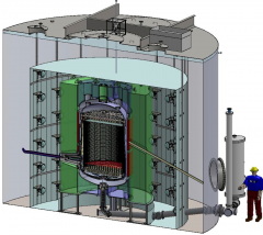 LZ Dark Matter Detection Experimental Setup