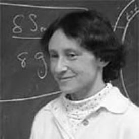 Photo of Professor Jennie Traschen