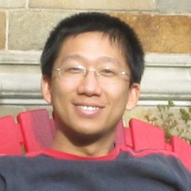 Photo of Professor Chen Wang