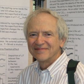 Photo of Professor Robert Hallock